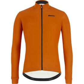 Santini Colore Gravel L/S Jersey Men, oranje